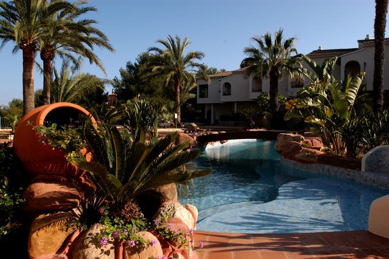 Hotels In Moraira Spain